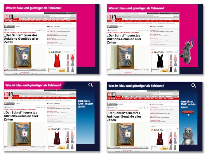 Gefunden auf Bild.de: O2 vs. Telekom