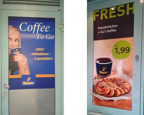 POS: Kaffee & Franzbrötchen