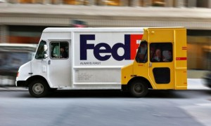 "FedEx Werbung ""Always First"""