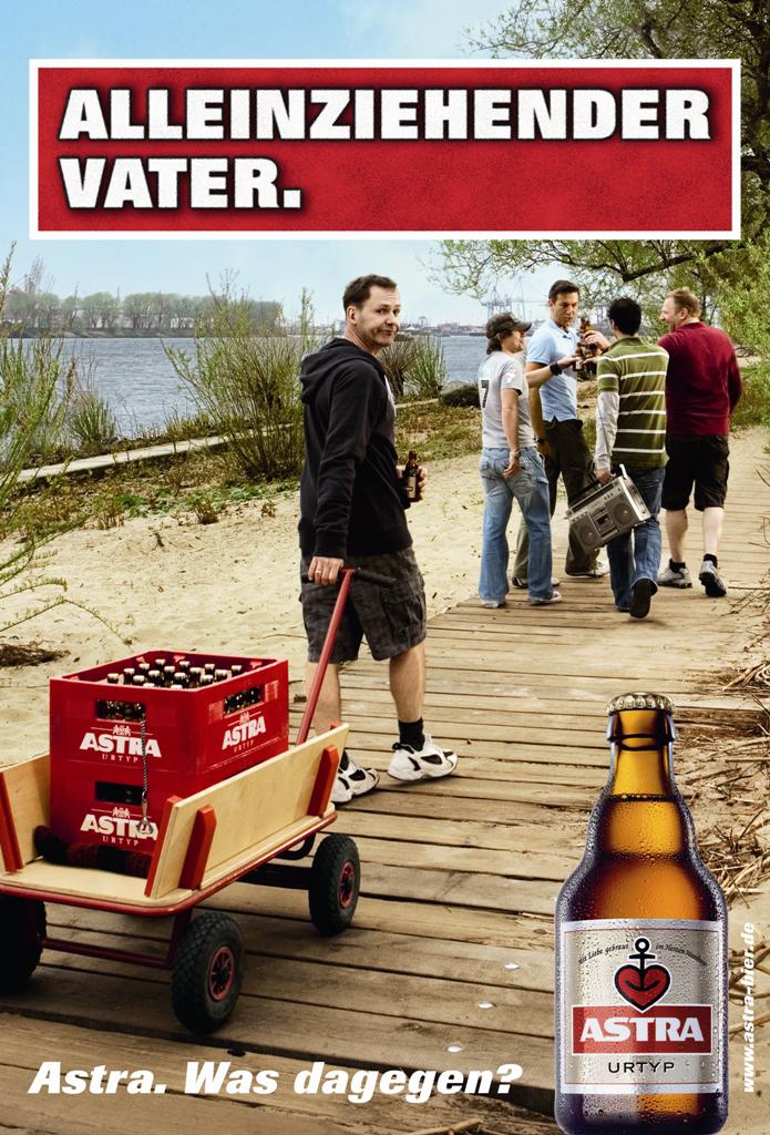 Männer trinken Bier, Frauen lieben Schuhe - Geschlechter