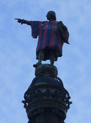 Sponsoring Kolumbus